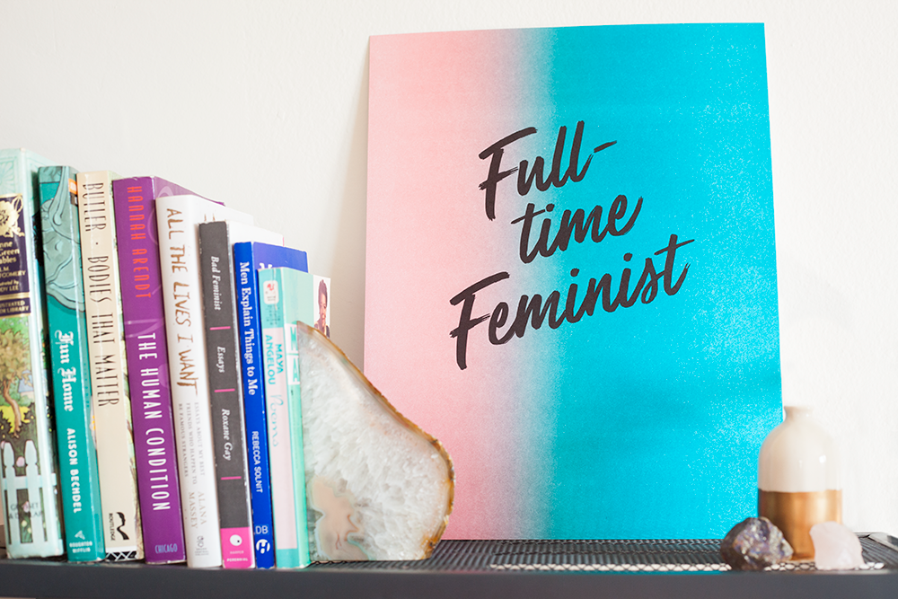 Full-Time Feminist by Western Editions