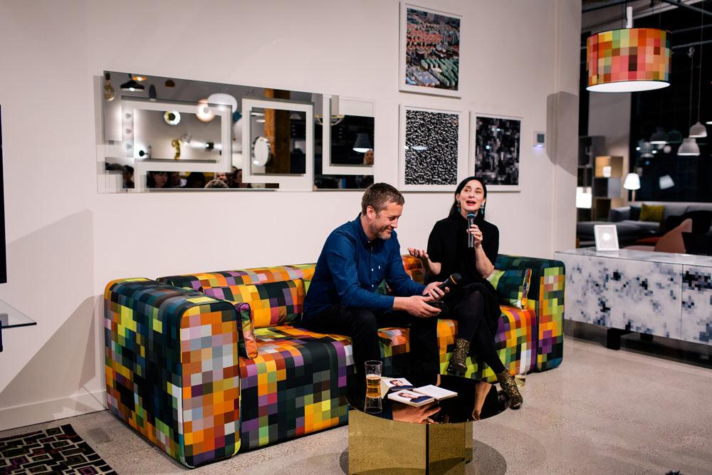 In conversation with designer Cristian Zuzunaga