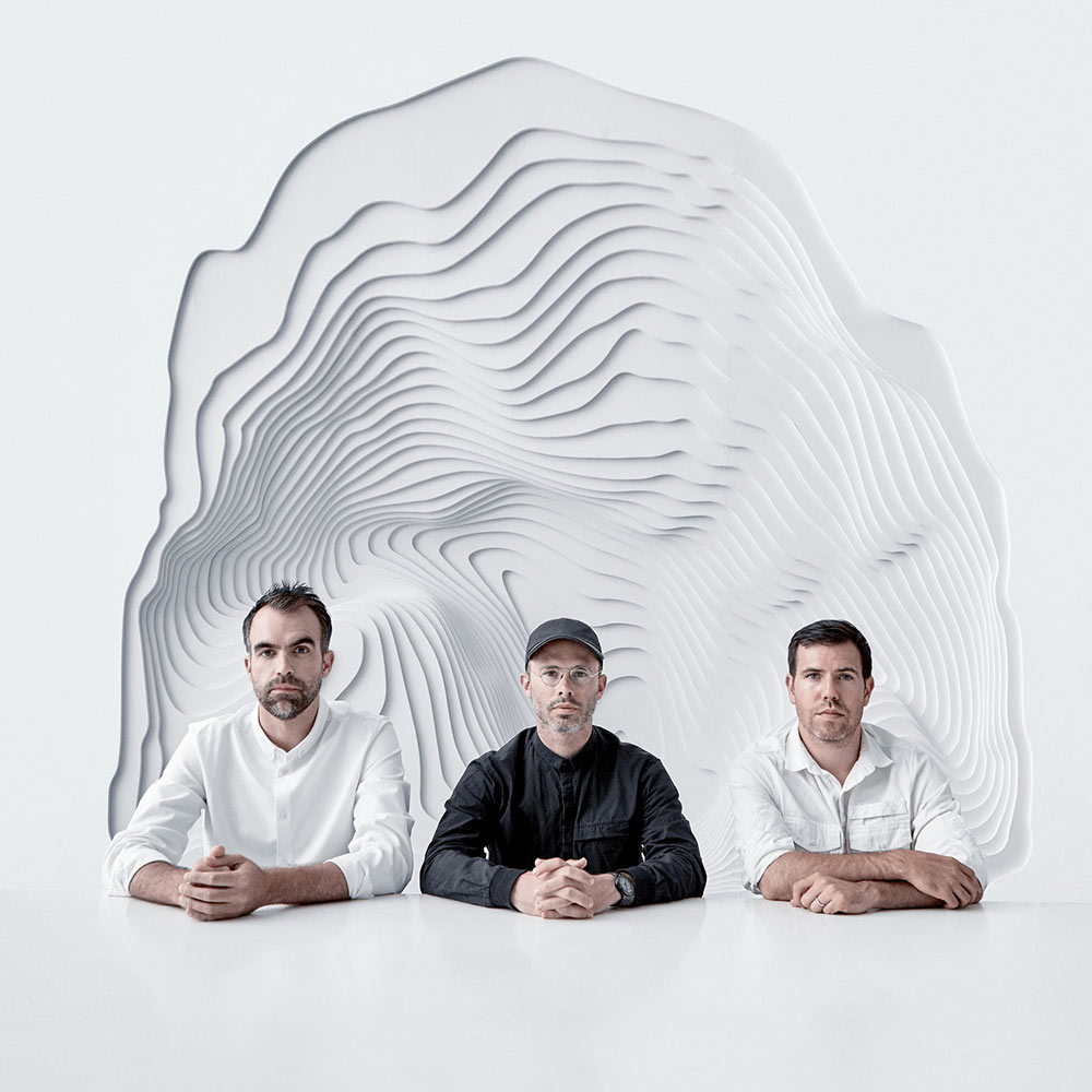 Snarkitecture: Alex Mustonen, Daniel Arsham, Ben Porto