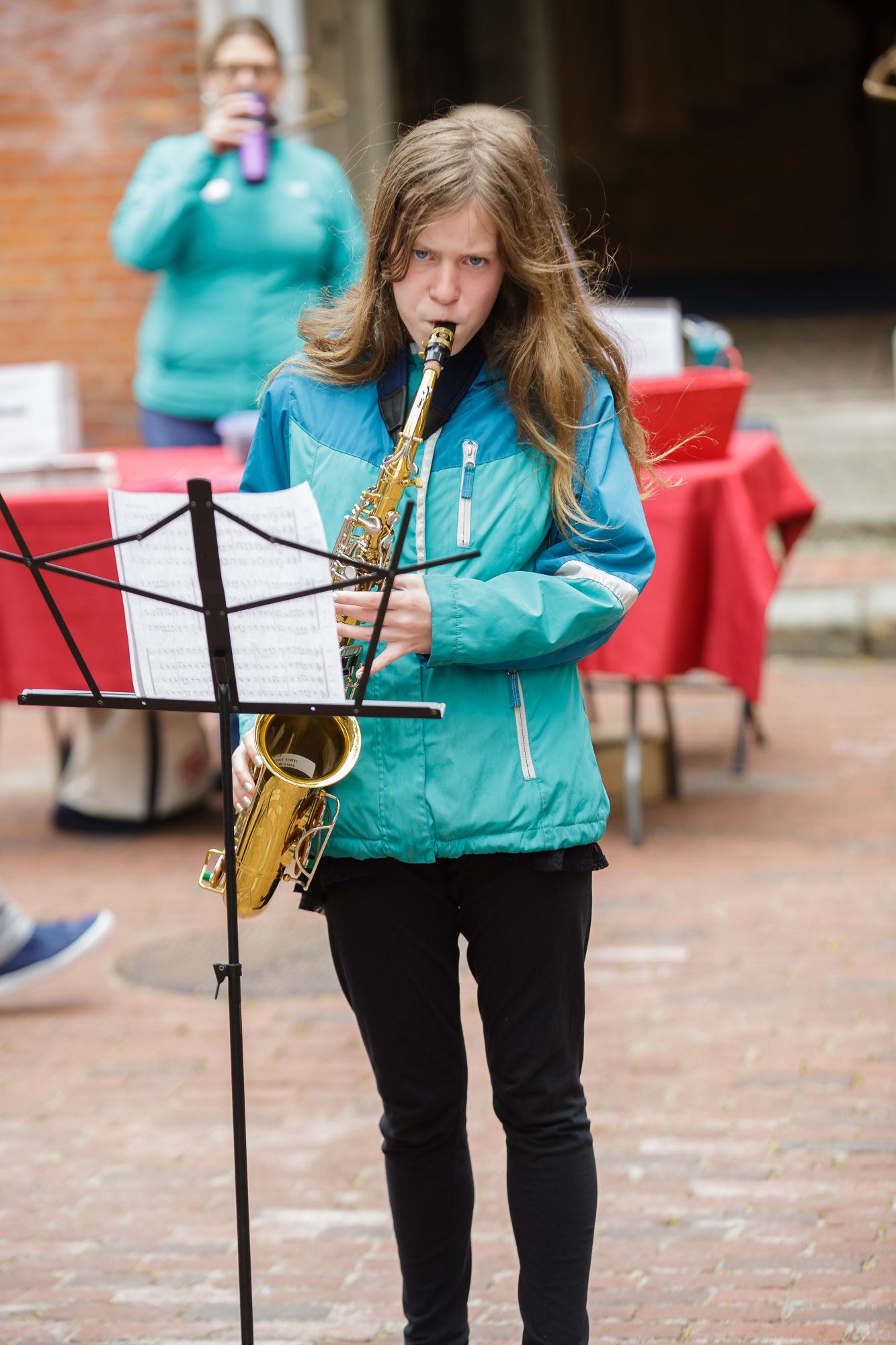 Music takes to the streets of Salem