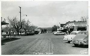 Tieton in the 1950s