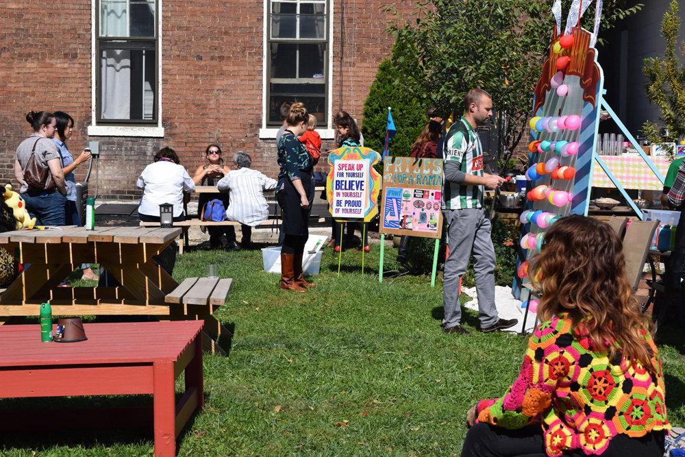 Grand Opening Fun Fest at Calliope Arts
