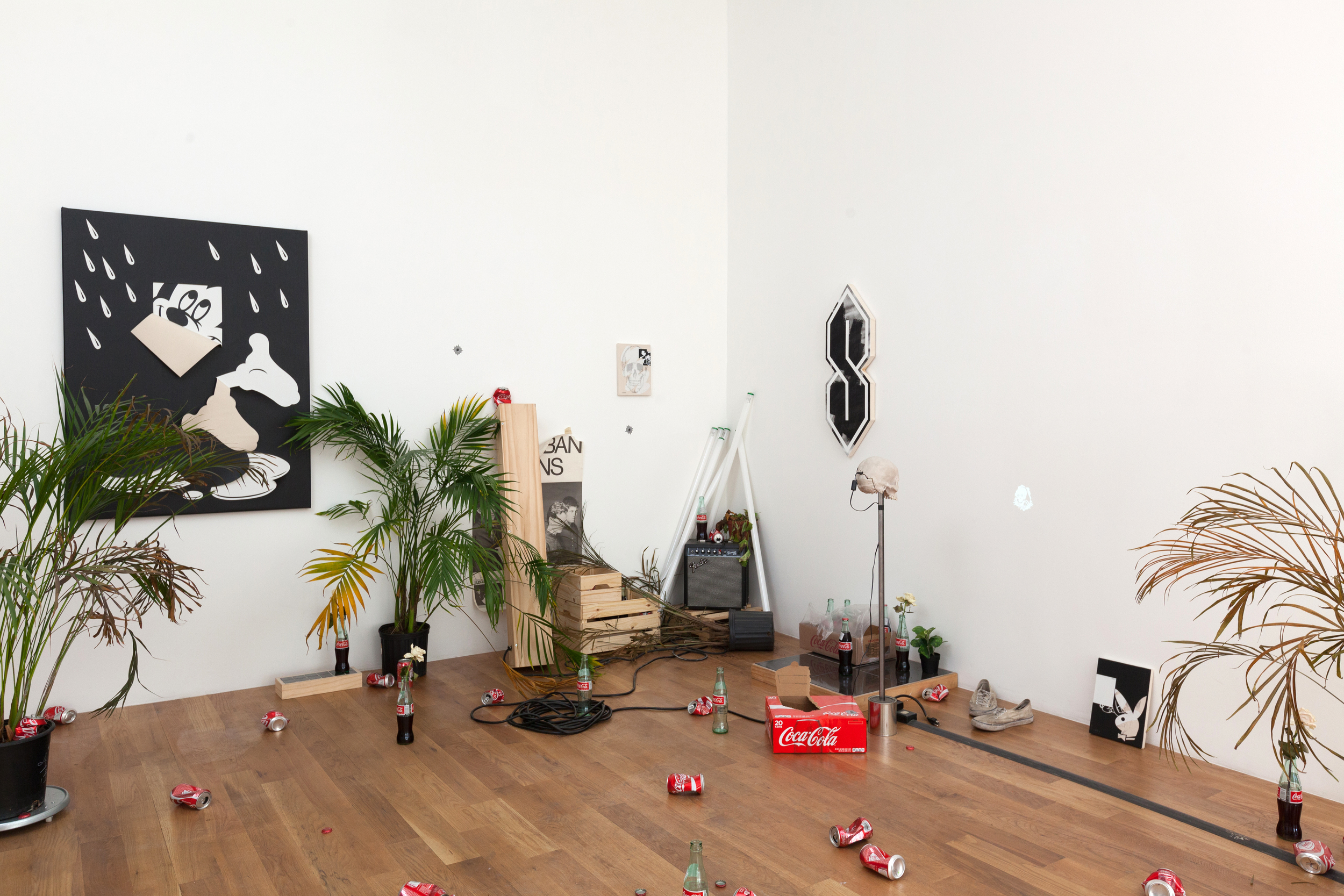 Zach Reini at Gildar Gallery