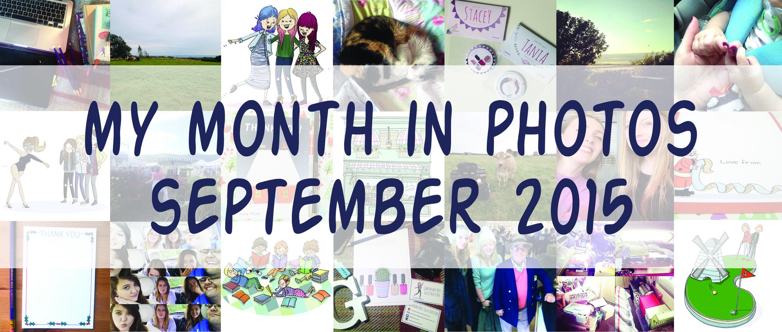 september month photos