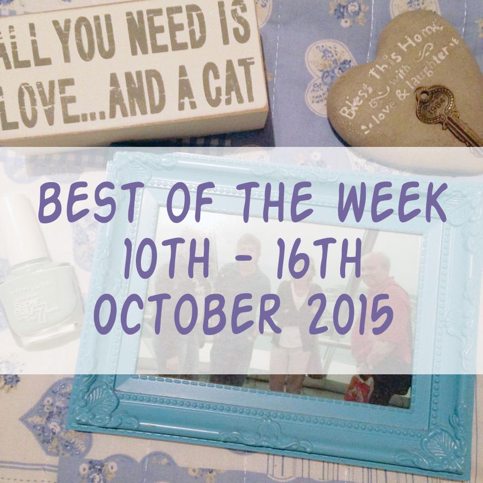 best of the week 16.10