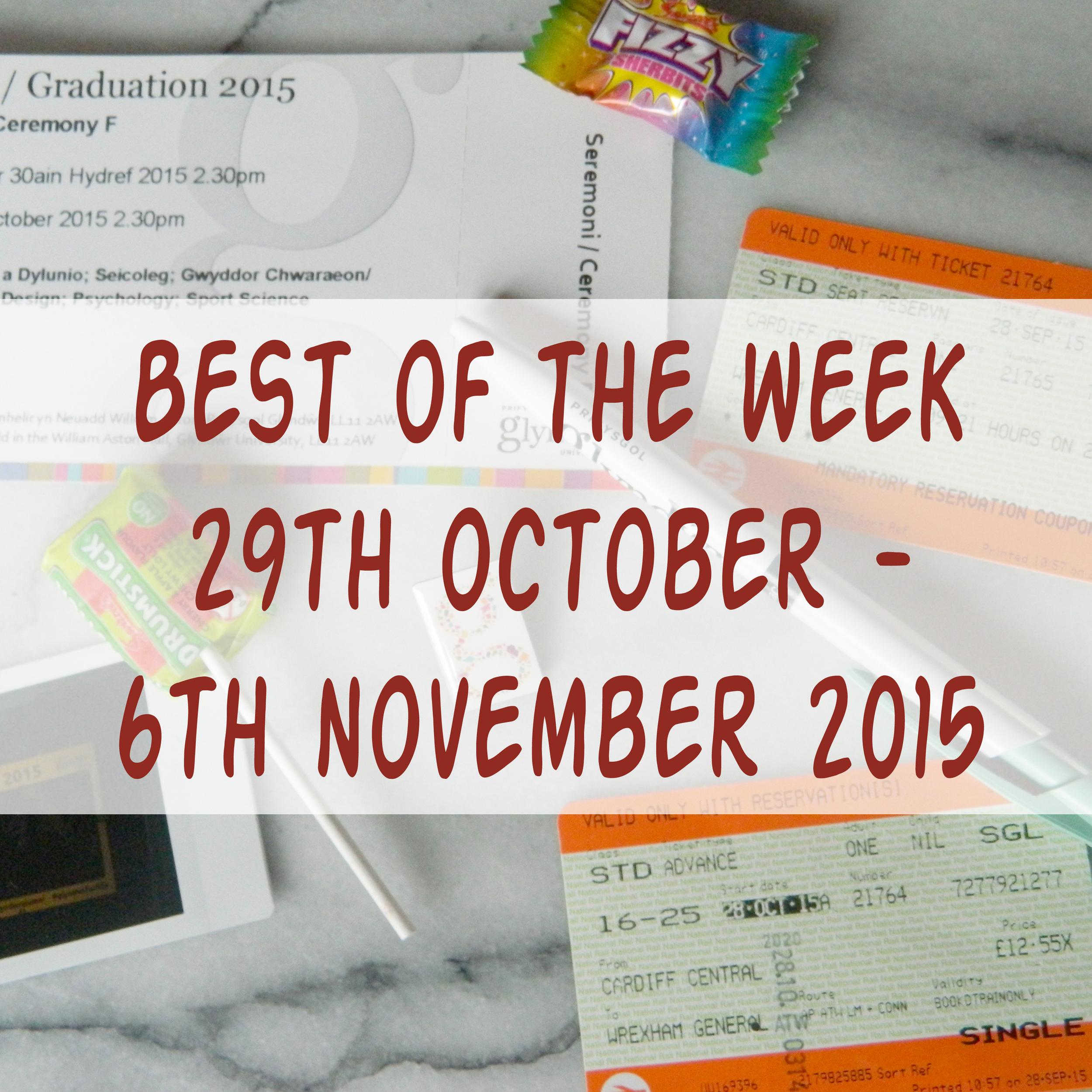 best of the week 06.11
