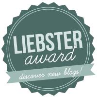 Liebster Award Logo.