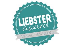 The Liebster Award Logo. hg