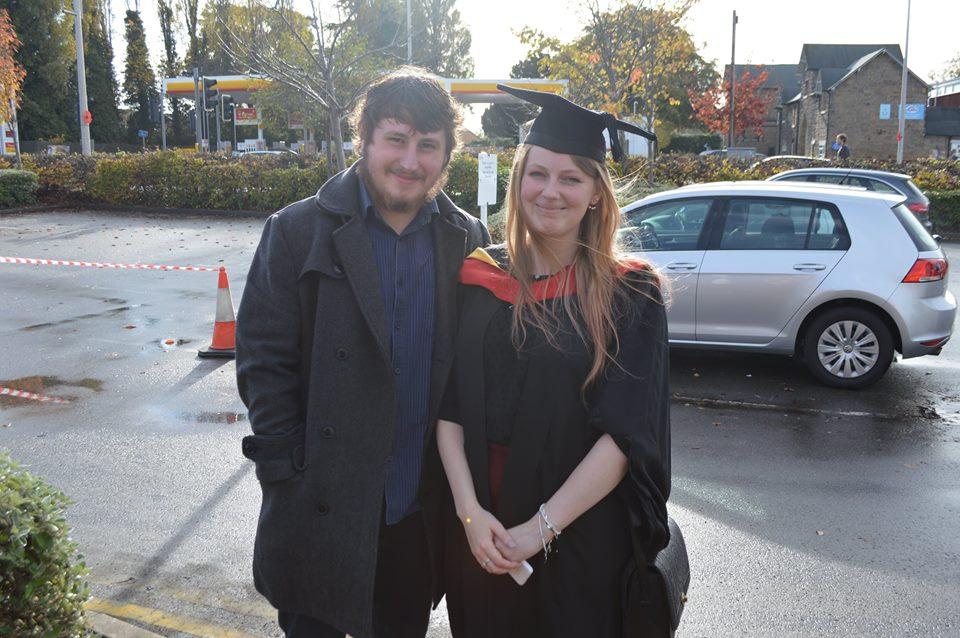 My Graduation October 2016.
