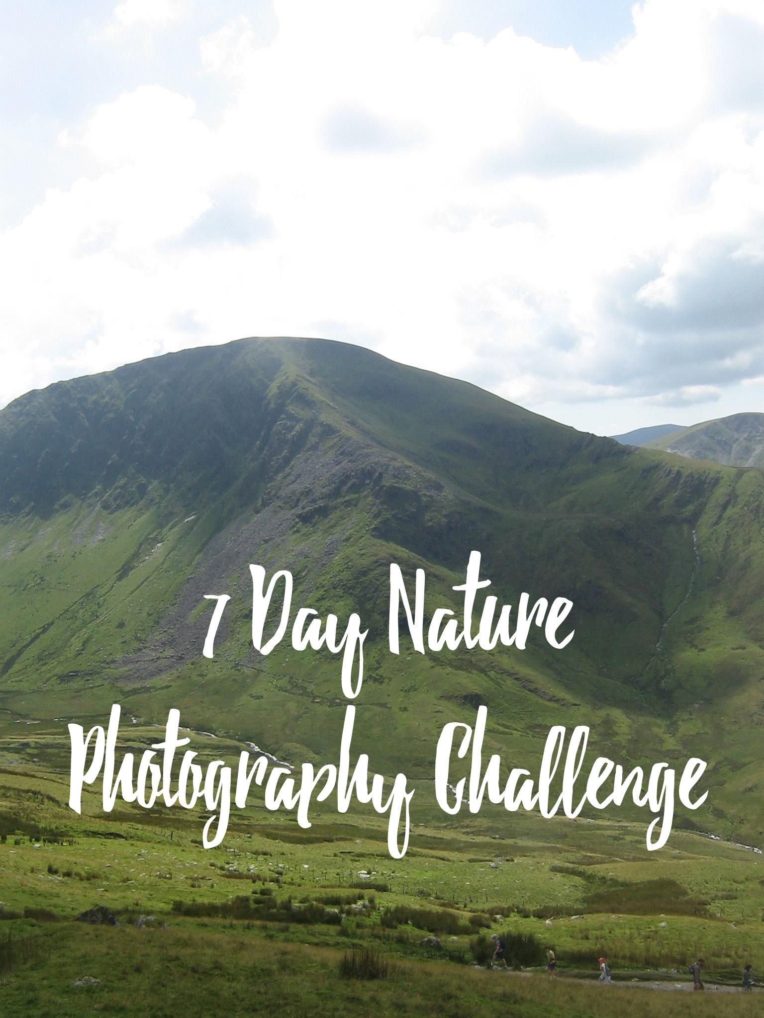 7 Day Nature Photography Tag: Snowdonia, North Wales.