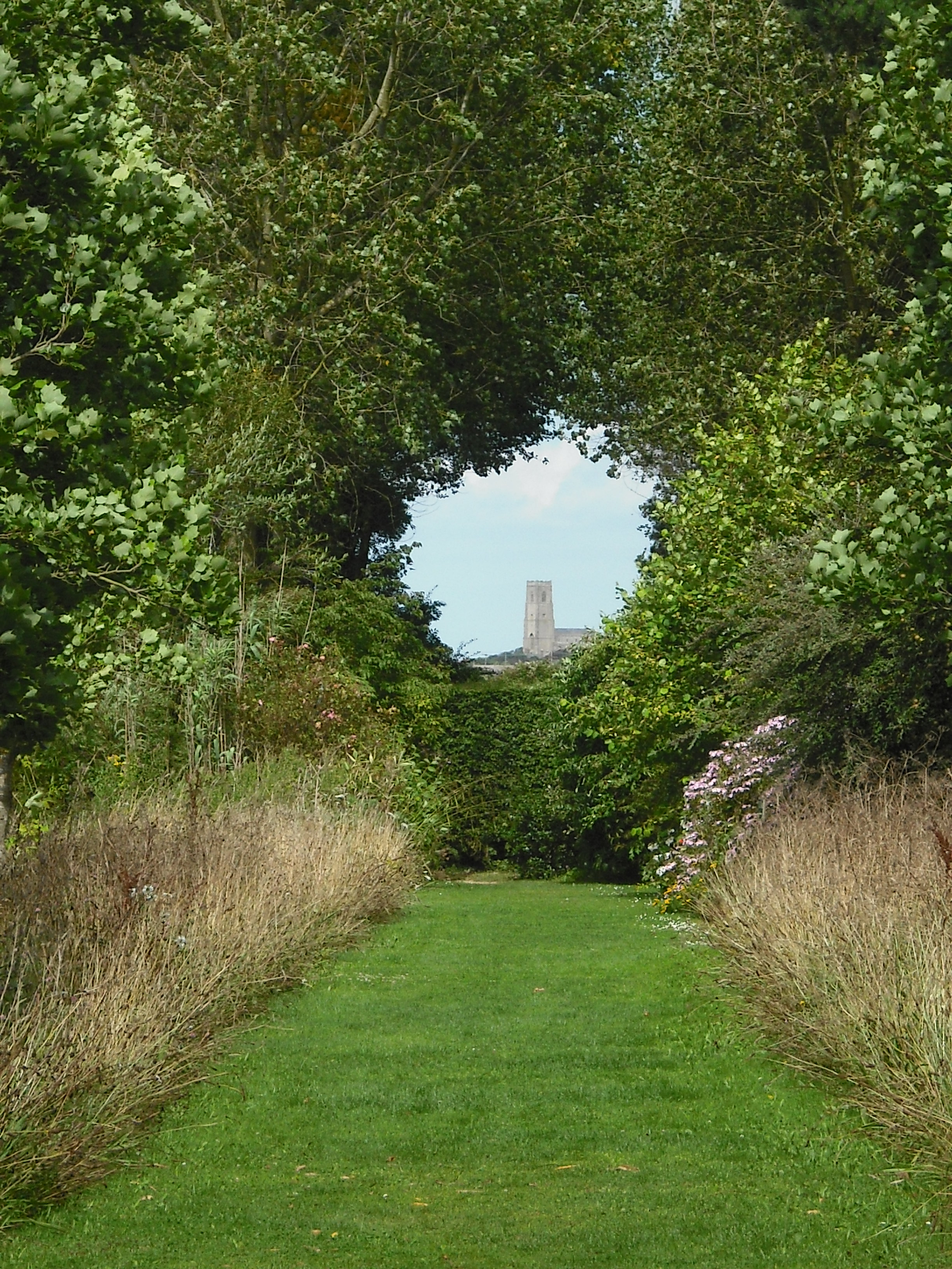 East Ruston Old Vicarage Gardens, Norfolk.