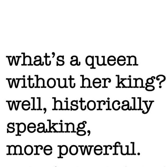 Queen Quote - pinned from here!