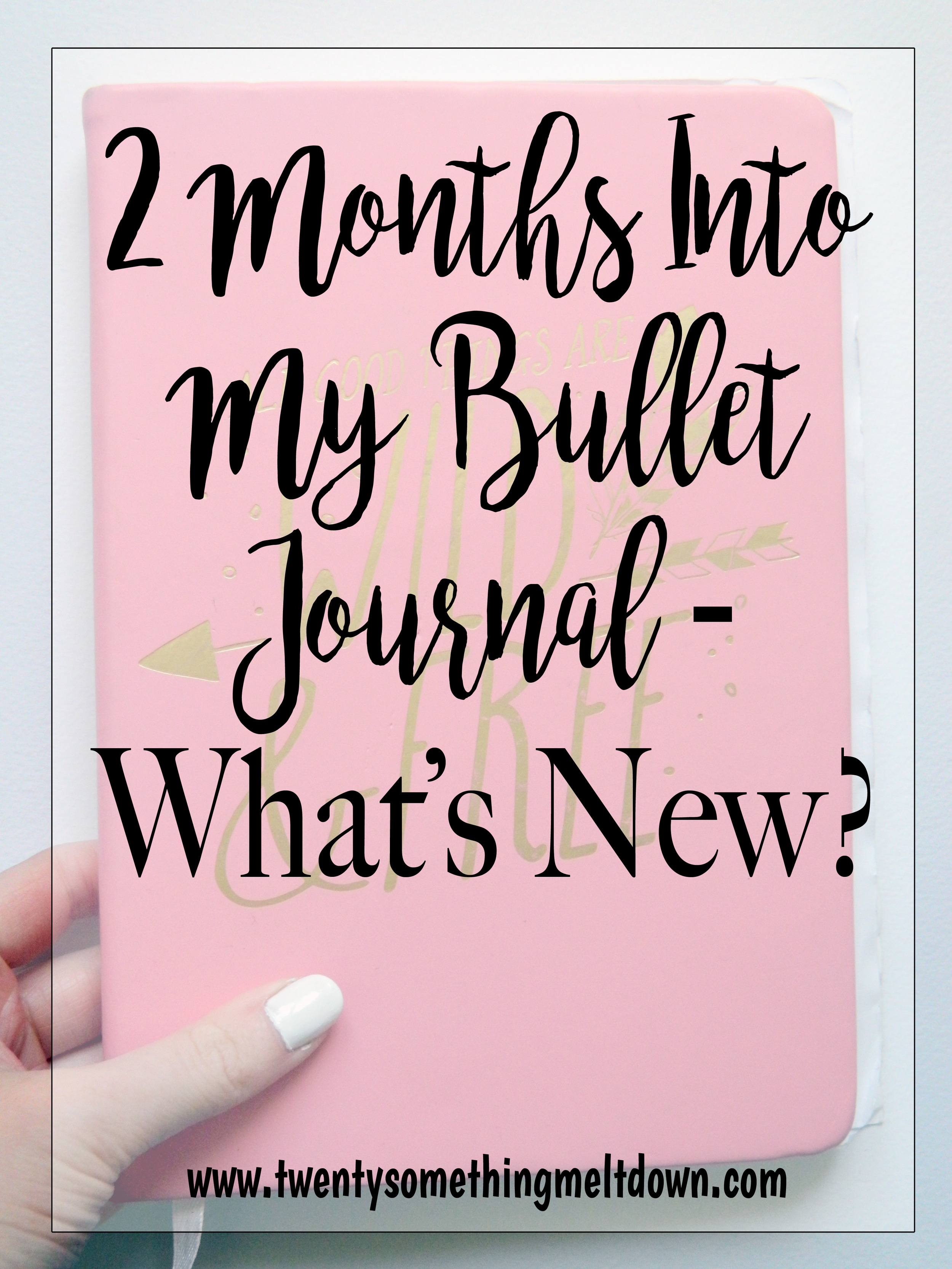 Follow my Bullet Journal board on Pinterest.