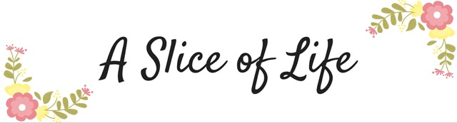 A guest blog by Jess from A Slice Of Life.