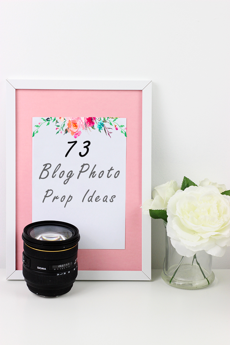 73 Blog Photography Props (You'll Already Own!) first appeared on throughthemirror.co.uk
