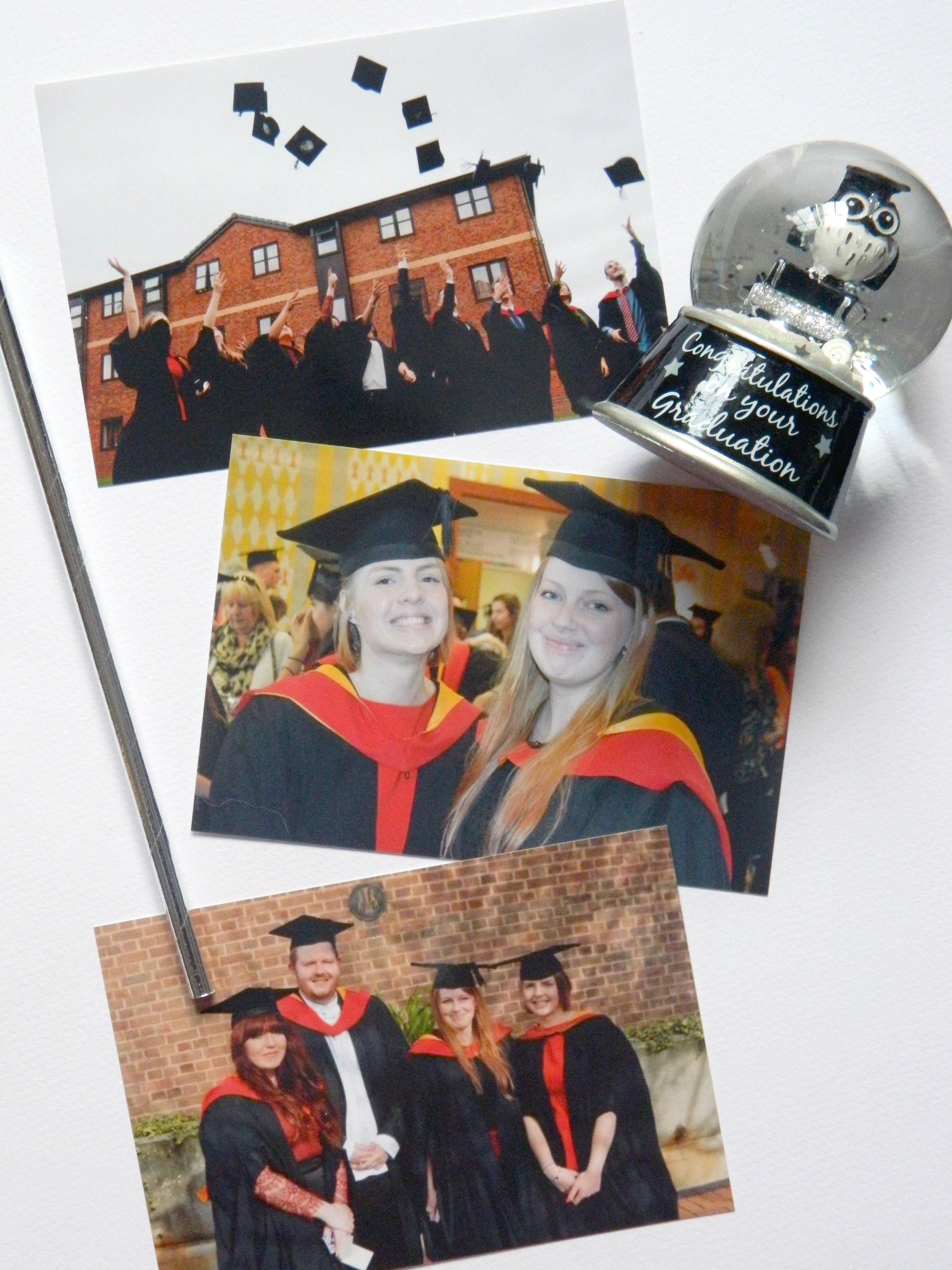 Graduation October 2015.