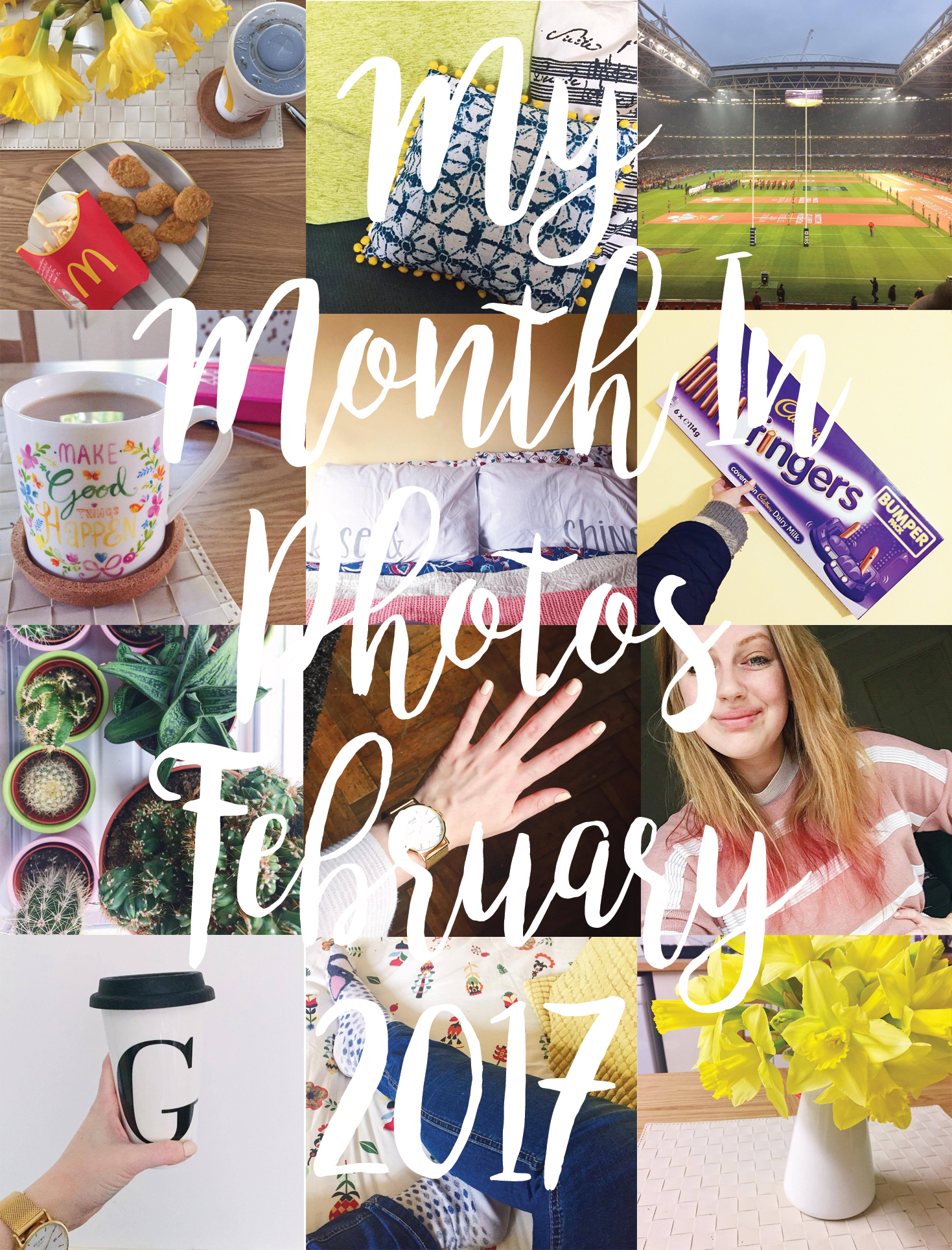 My Month In Photos - February 2017