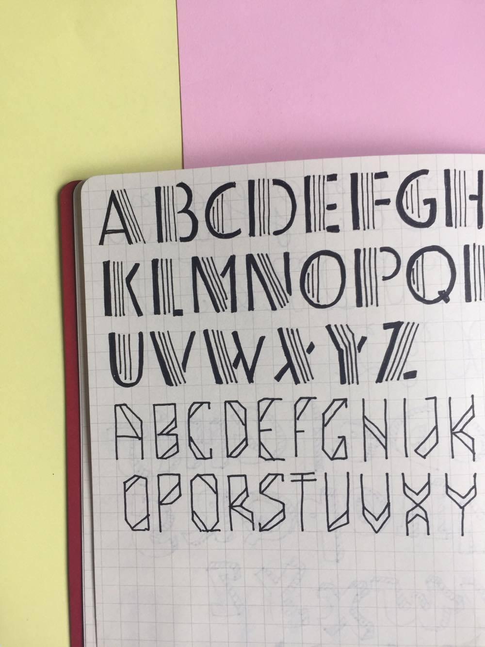 Typography Ideas.