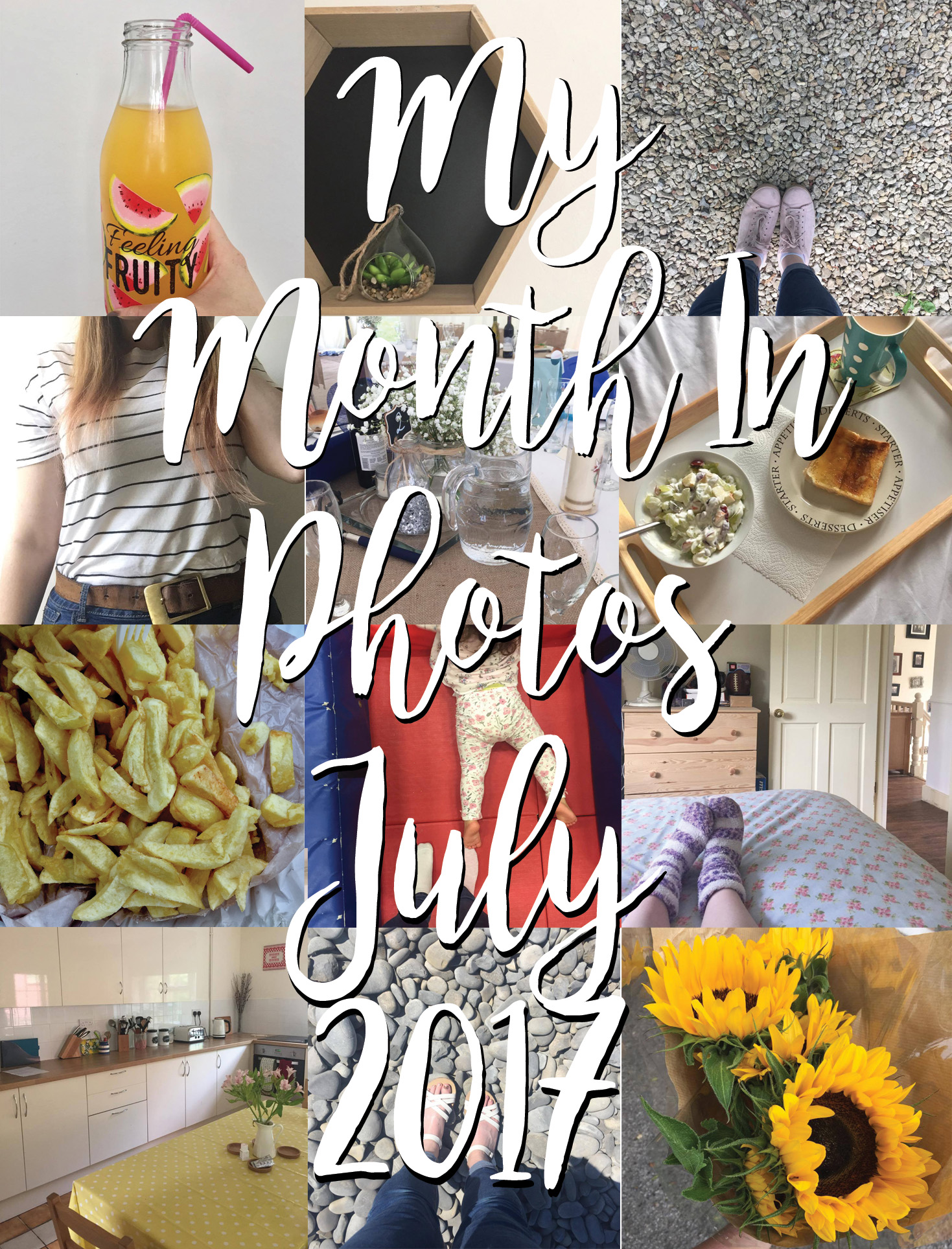 My month in photos - July 2017