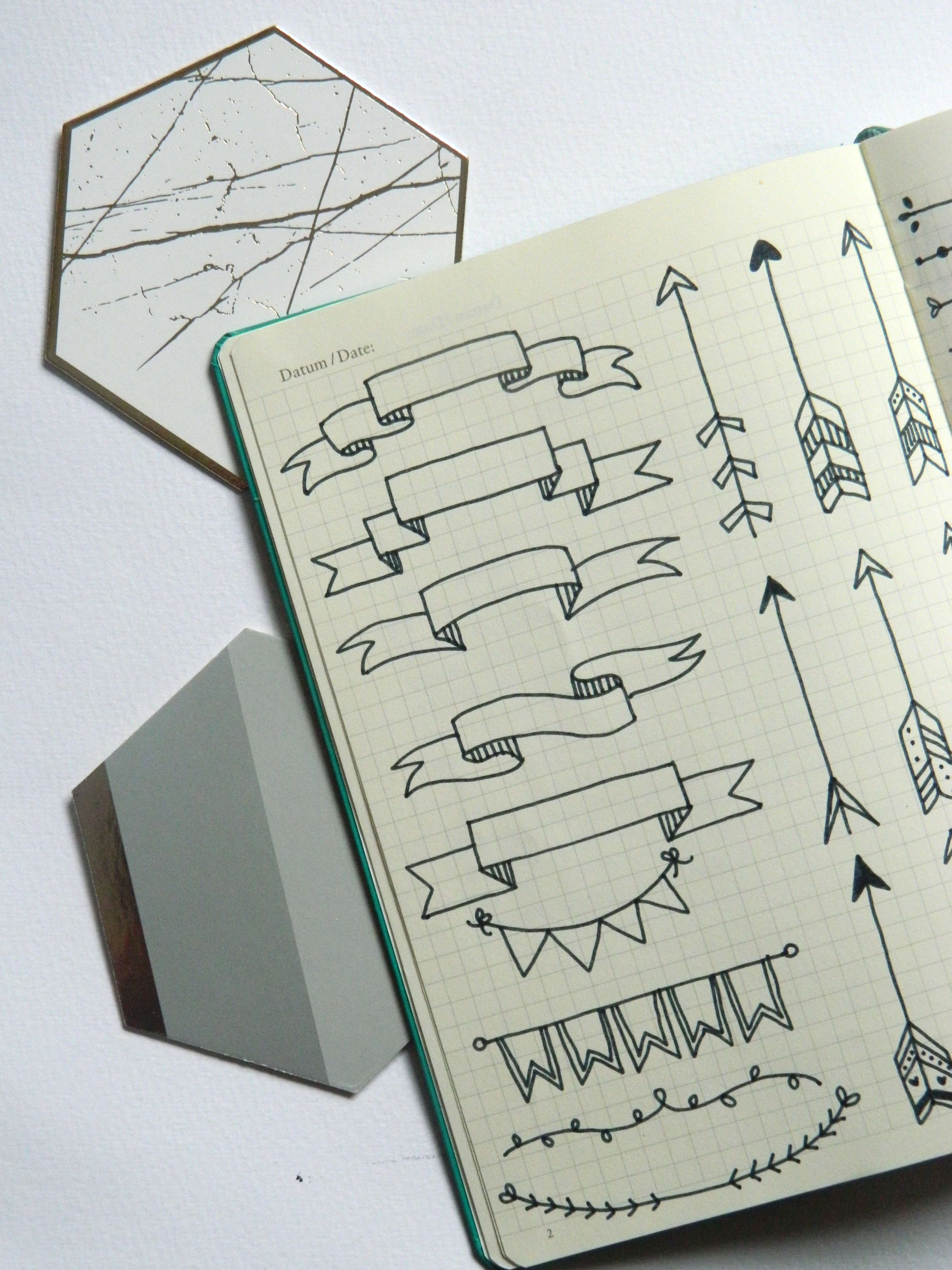 How I make my bullet journal 'pretty' (and how to make yours work for you)