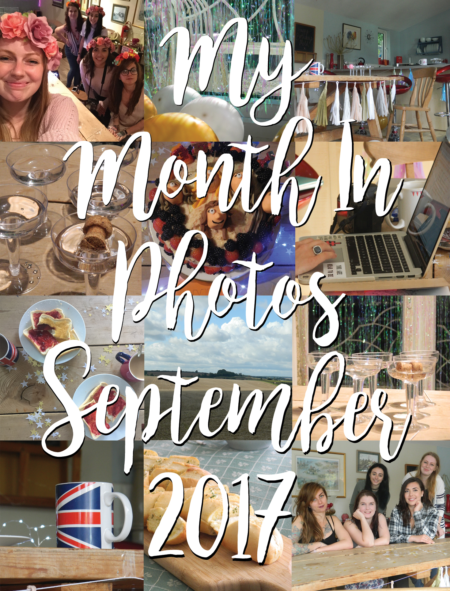 My Month In Photos - September 2017.