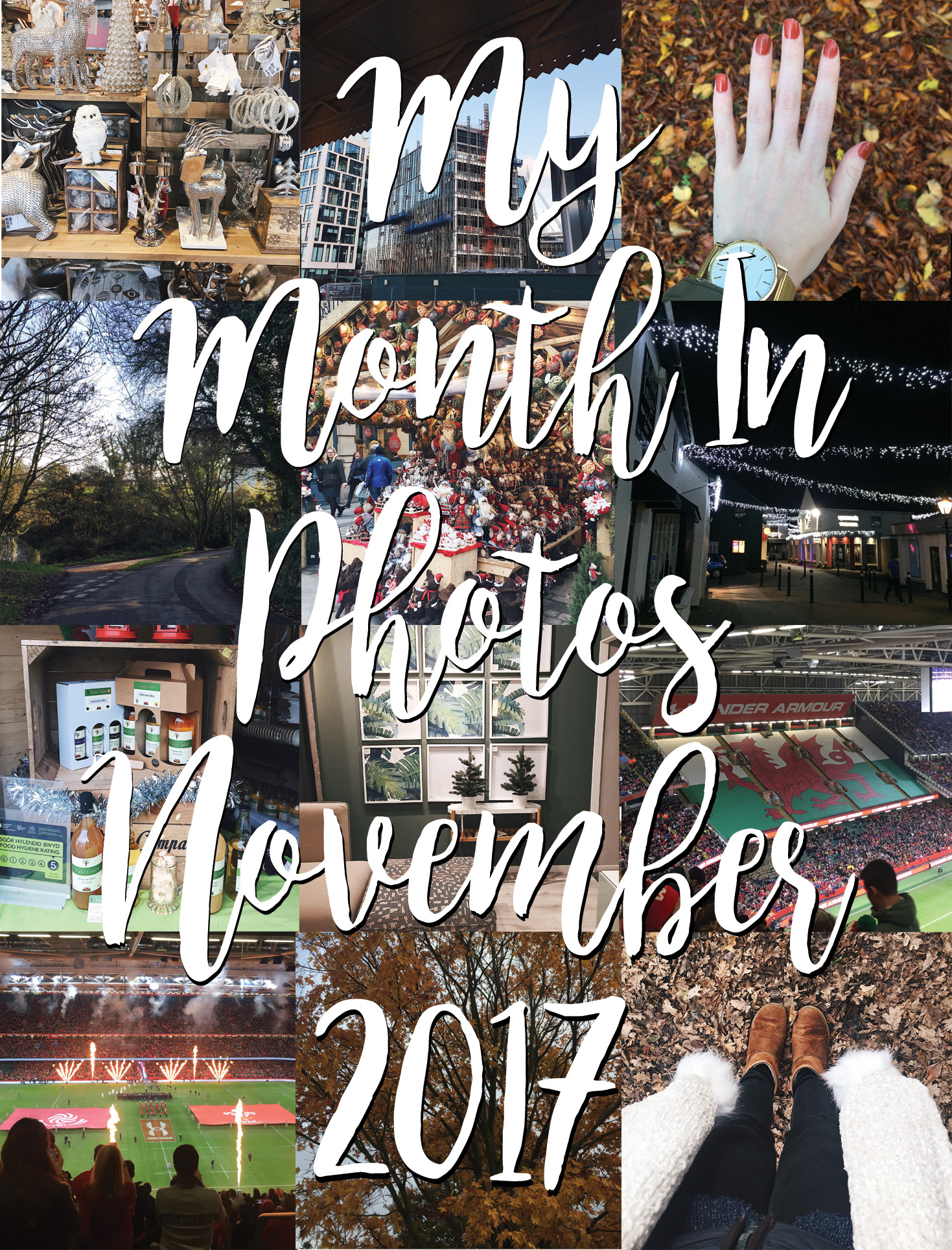 My Month In Photos - November 2017