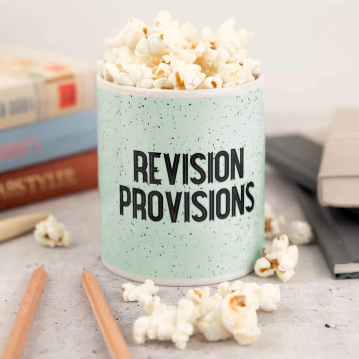 Revision Provisions Pot