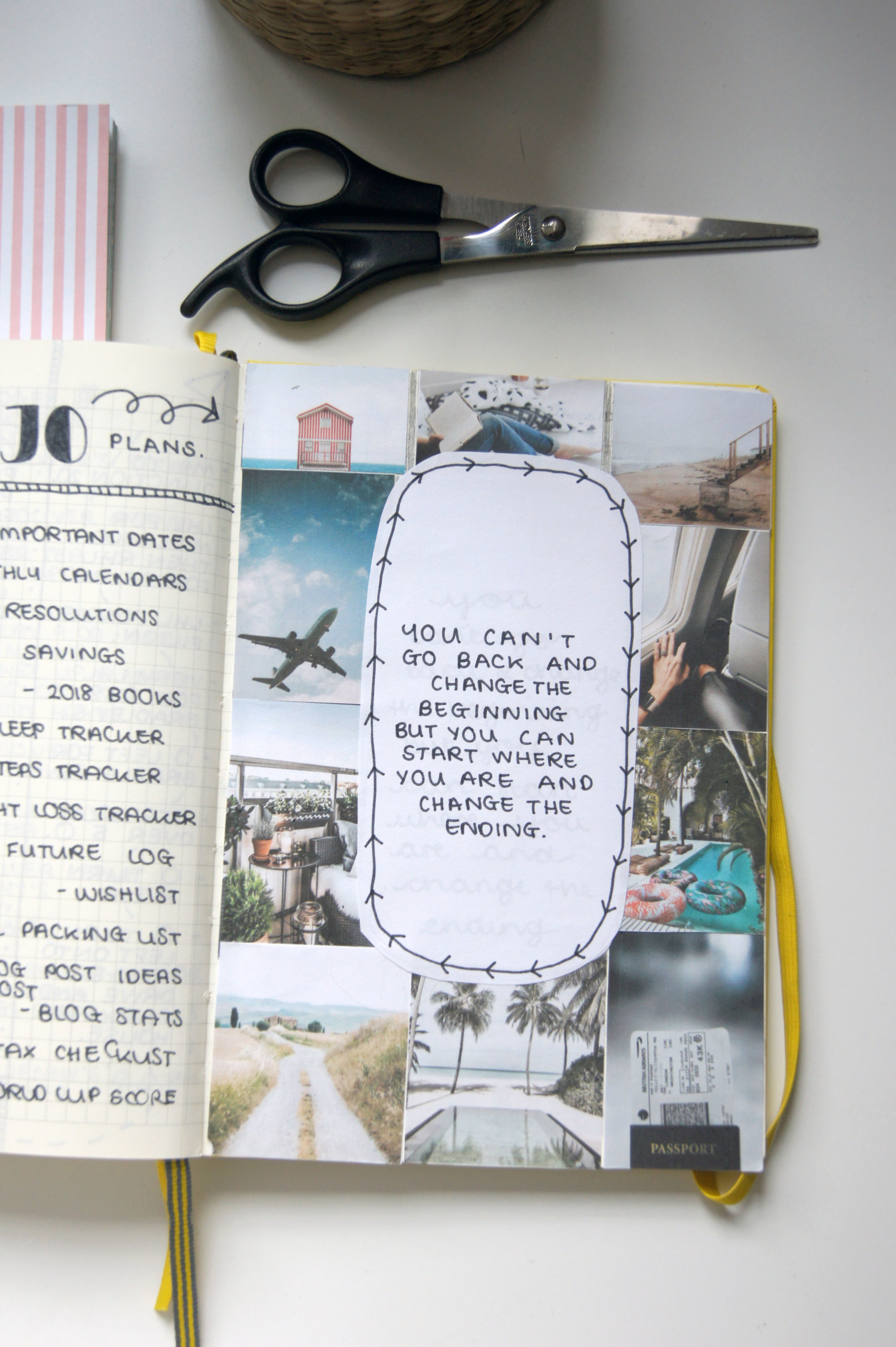 Monthly theme ideas; -