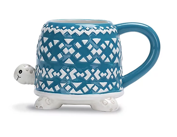 Blue Turtle Mug - £2.50 from Asda*