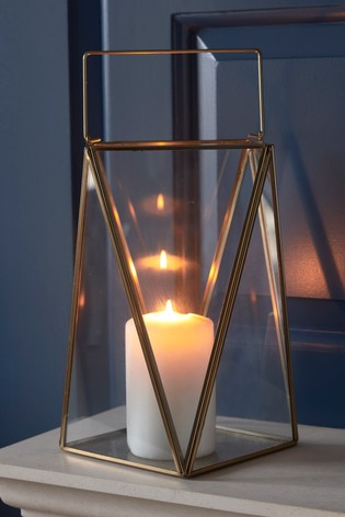 Faceted Lantern - £32.00 from Next