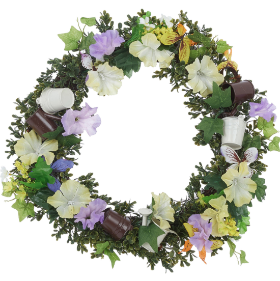 Artificial Easter Wreath - £12.99 from TK Maxx
