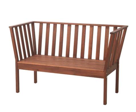 Betsholm bench - £115 Ikea