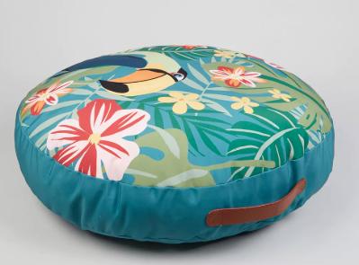 Tropical floor cushion - £11.20 Matalan