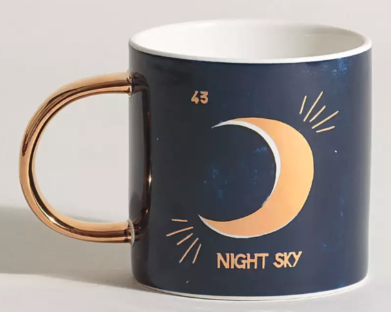 Night sky mug - £12 Oliver Bonas*