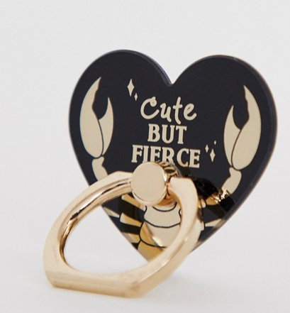 Cute but fierce phone holder - £3.50 ASOS*