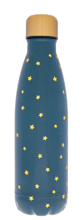 Star print water bottle - £15 Accessorize