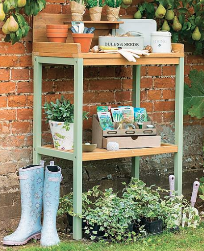Potting table - £119 at Dunelm