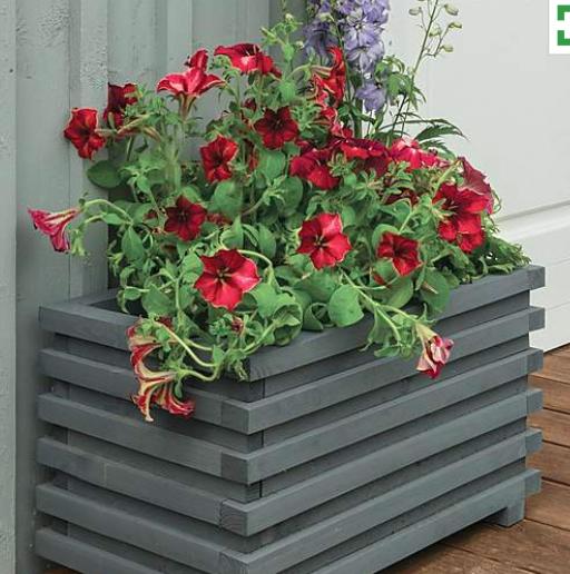 Rectangular planter - £99 at Dunelm