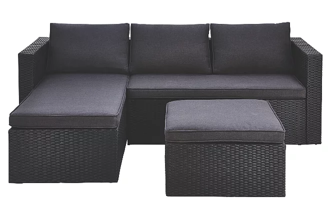 Outdoor chaise and footstool - £249 George at Asda*