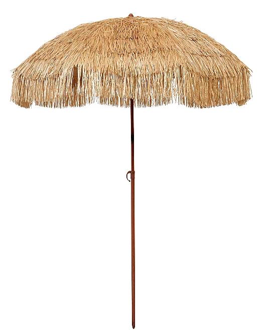 Tiki hut parasol - £25 George at Asda*