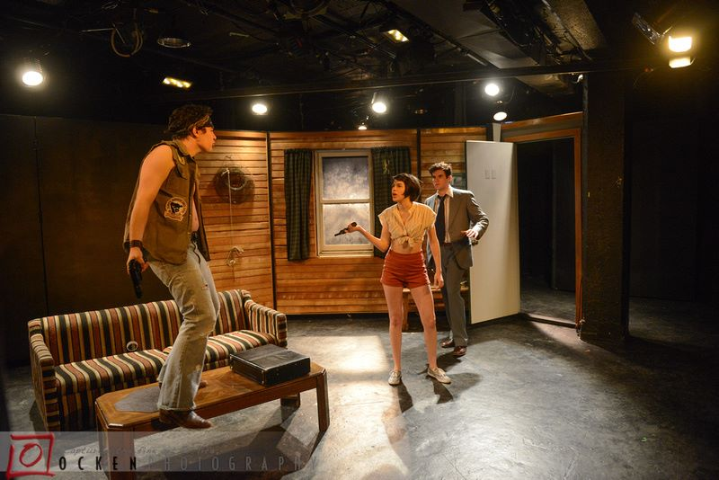 The Sweeter Option, Strawdog Theatre.