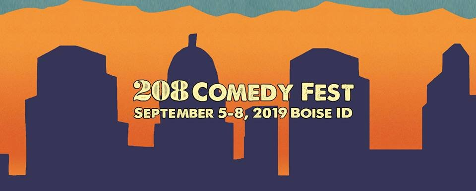 Featured Comic at the 208 Comedy Festival