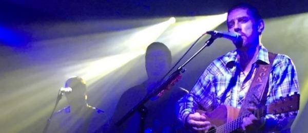 Redwood Son, Live at Doug Fir Lounge / photo by Luke Neill