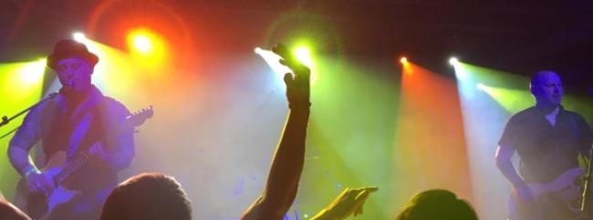 Metts, Ryan, & Collins,Live at Doug Fir Lounge / photo by Luke Neill