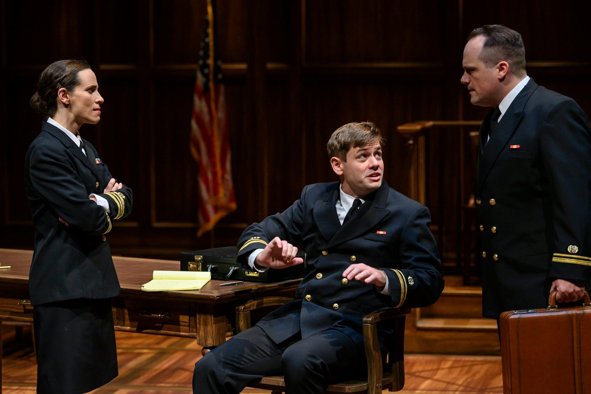 A FEW GOOD MEN. Pittsburgh Public. dir. Marya Sea Kaminski