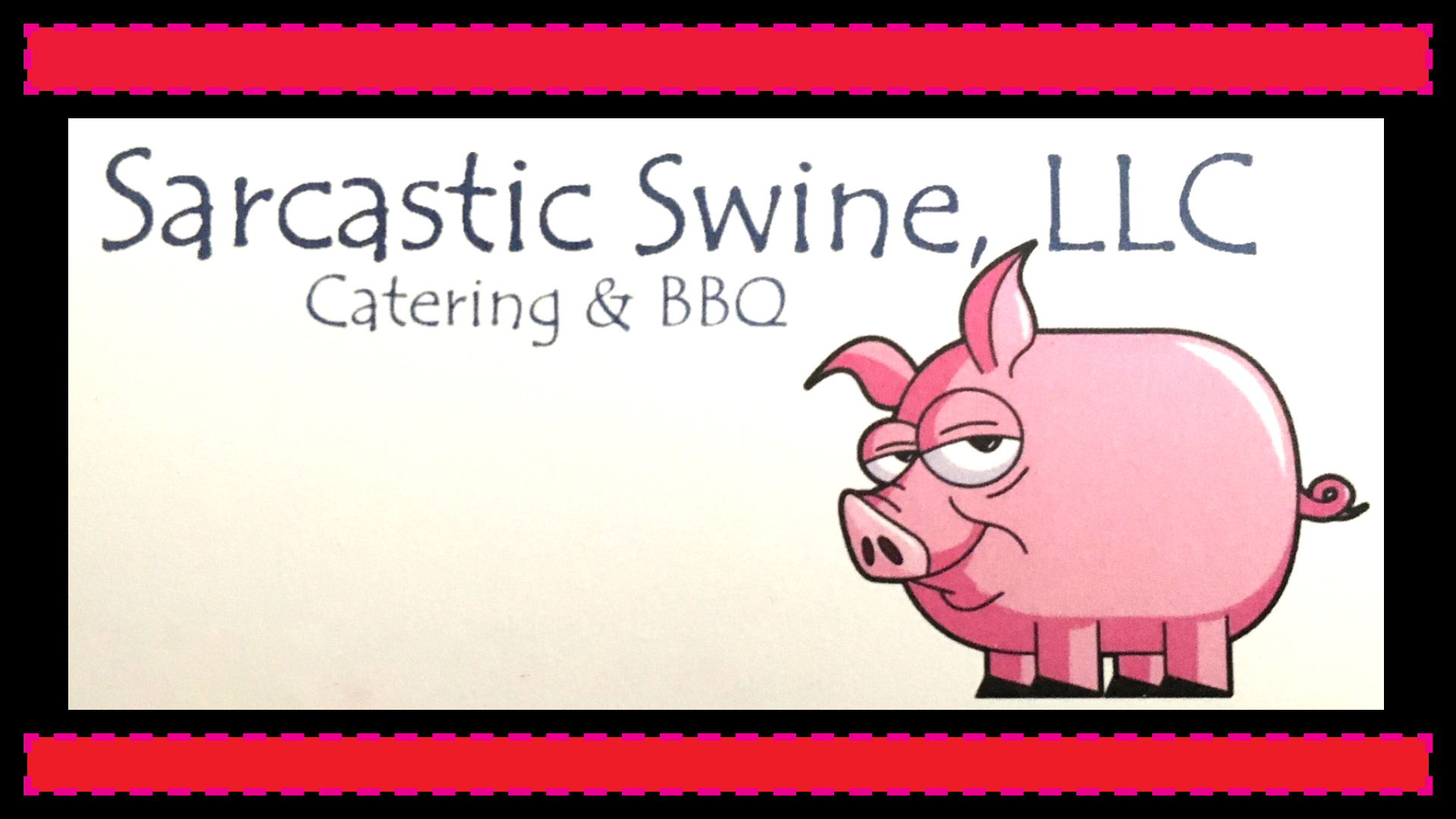 Great local BBQ!