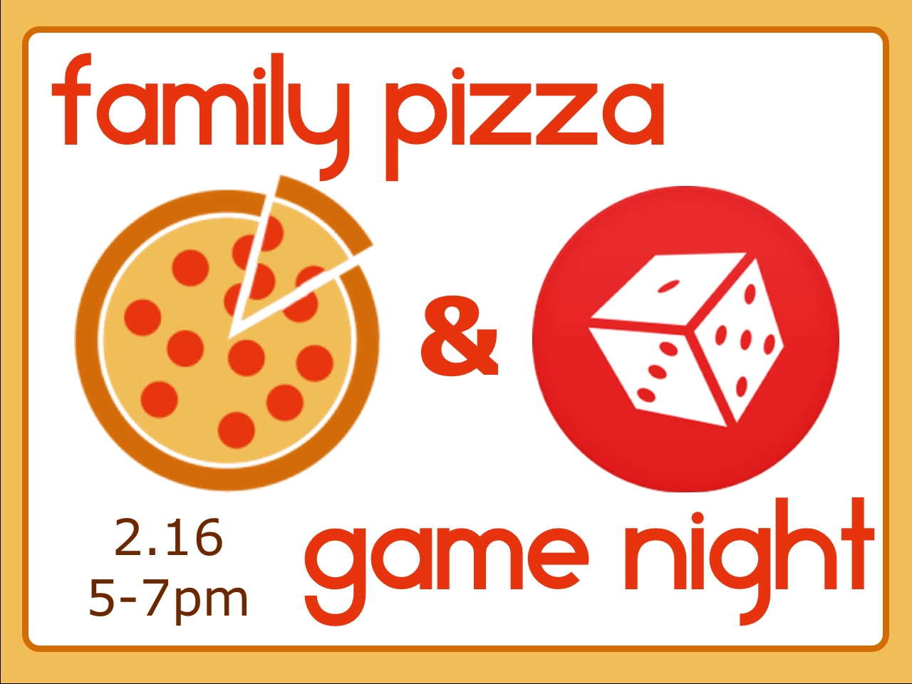 Bring the family out for a night of fun! To sign up, email kidzone@brookridge.org.