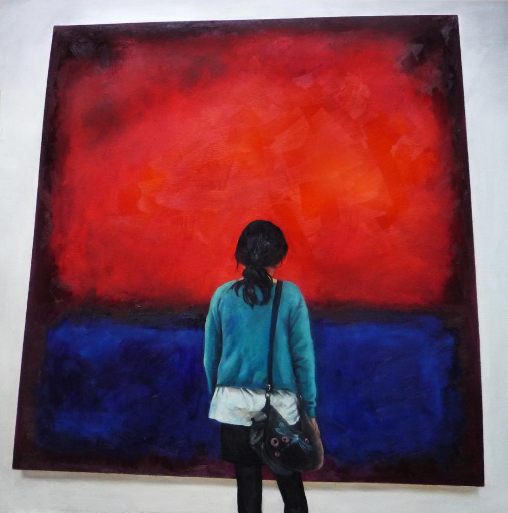 Rothko and I