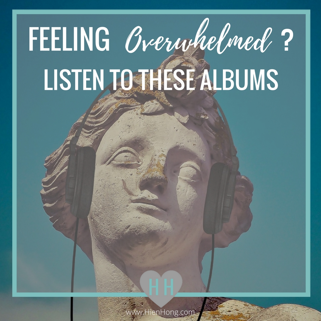 *I don't gain anything from sharing these albums with you, I simply like them.