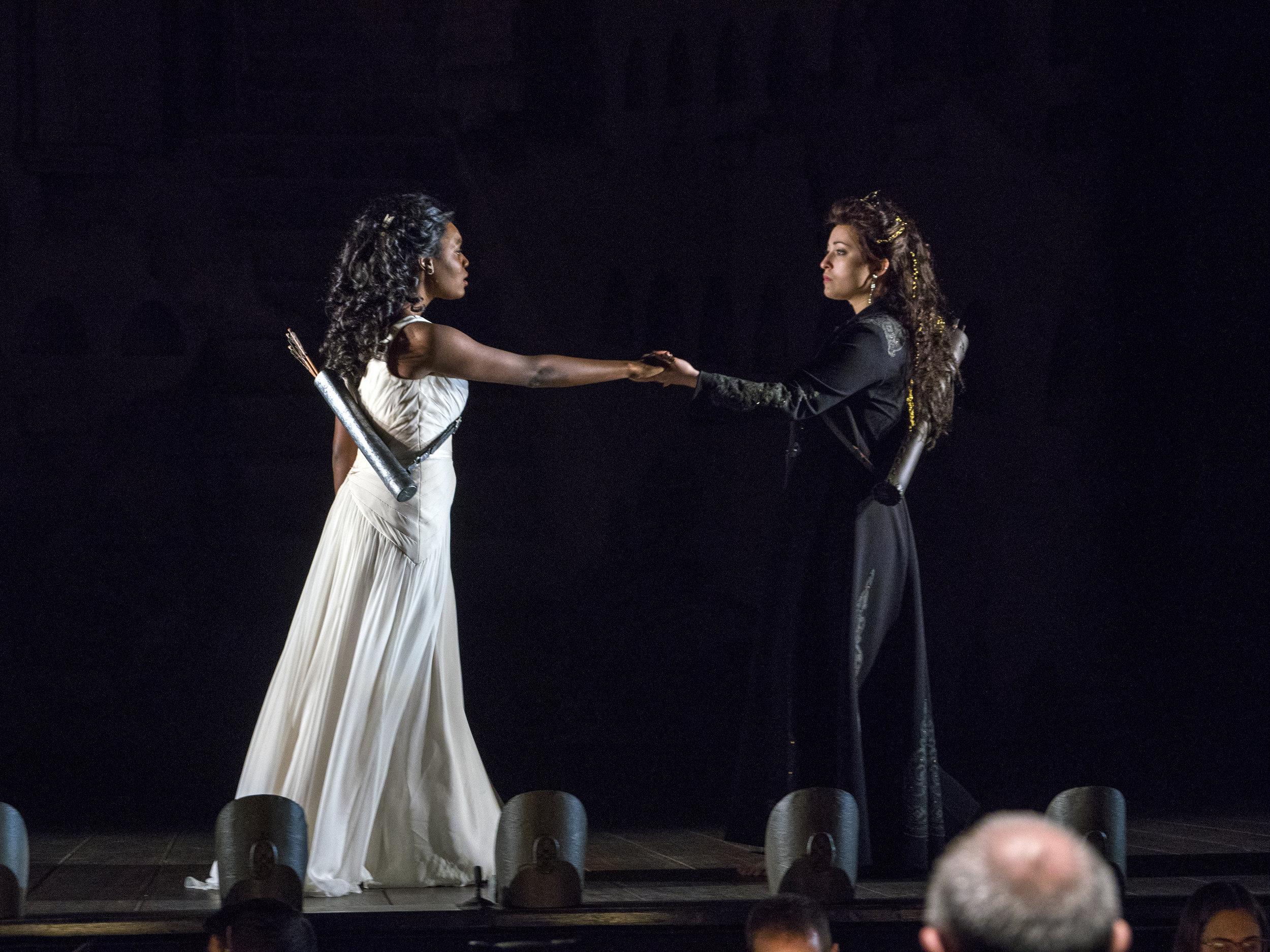 Hippolyte et Aricie - Juilliard Opera (2018)